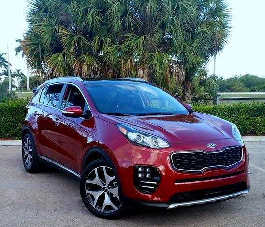 2017 Kia Sportage Transmission: KIA SPORTAGE (2017): STYLISH, SLEEK & SPORTY
