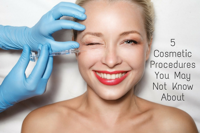 COSMETIC PROCEDURES