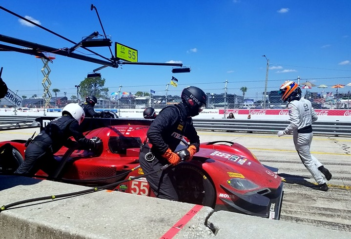 12 HOURS OF SEBRING #Tristannunnez