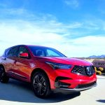 Exploring Palm Springs, CA in the Newly Redesigned 2019 Acura RDX