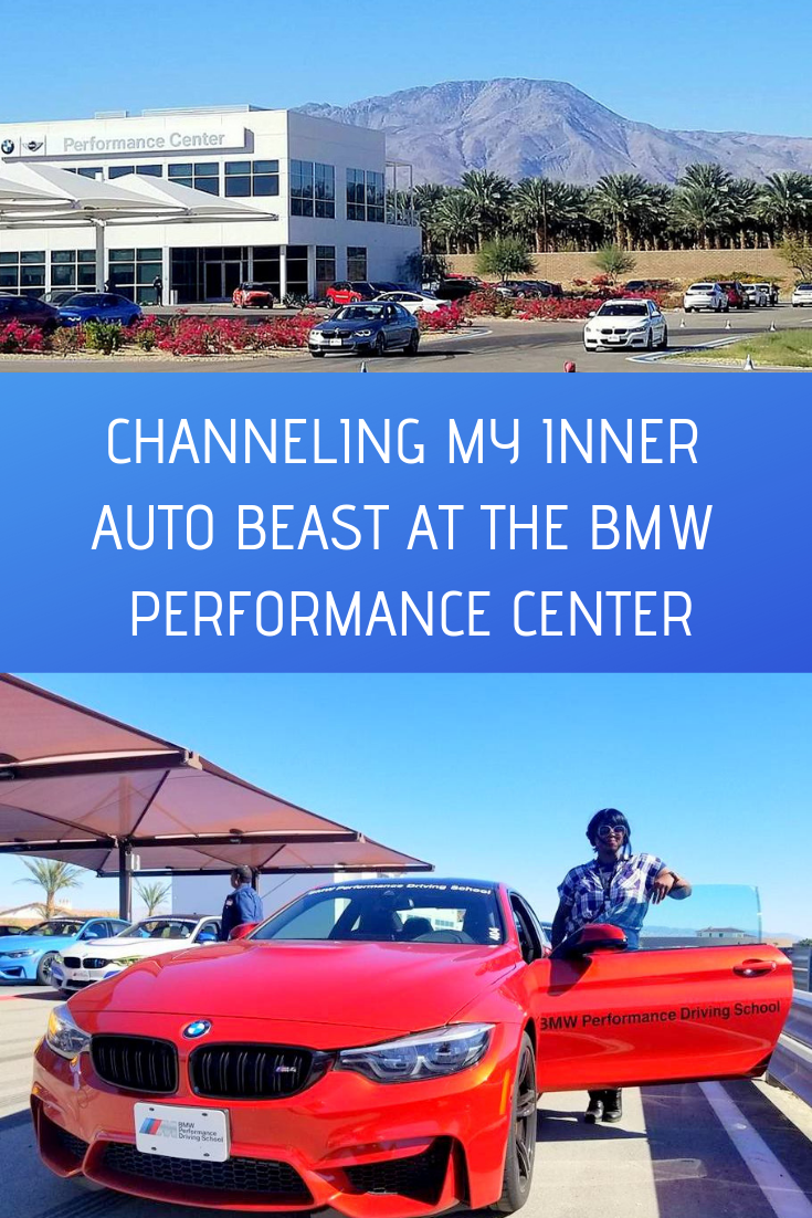 Channeling My Inner Auto Beast At The BMW Performance Center