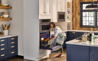 3 Key Benefits of owning a LG Combination Double Wall Oven
