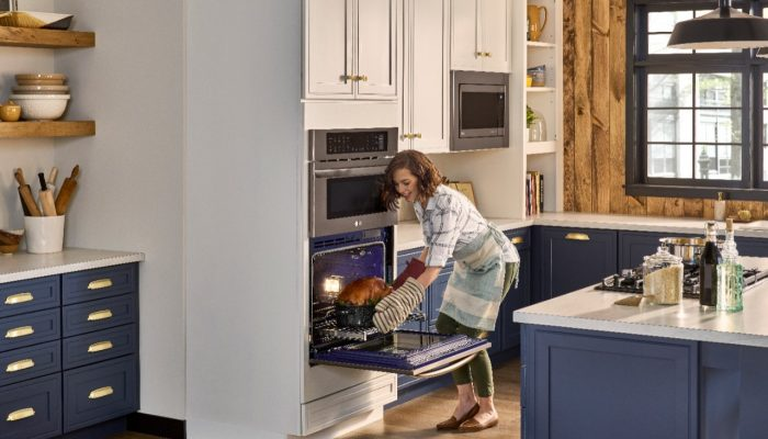 3 Key Benefits of owning an LG Combination Double Wall Oven
